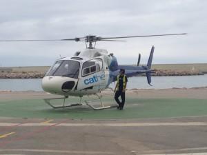 Barcelona Helicopter