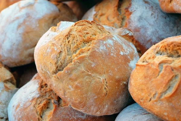 Misty Barker's Taste Buds began with bread!