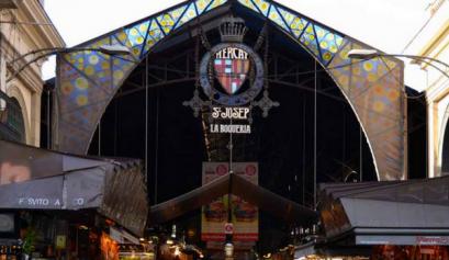 La Boqueria Market Barcelona has a vibrant history!