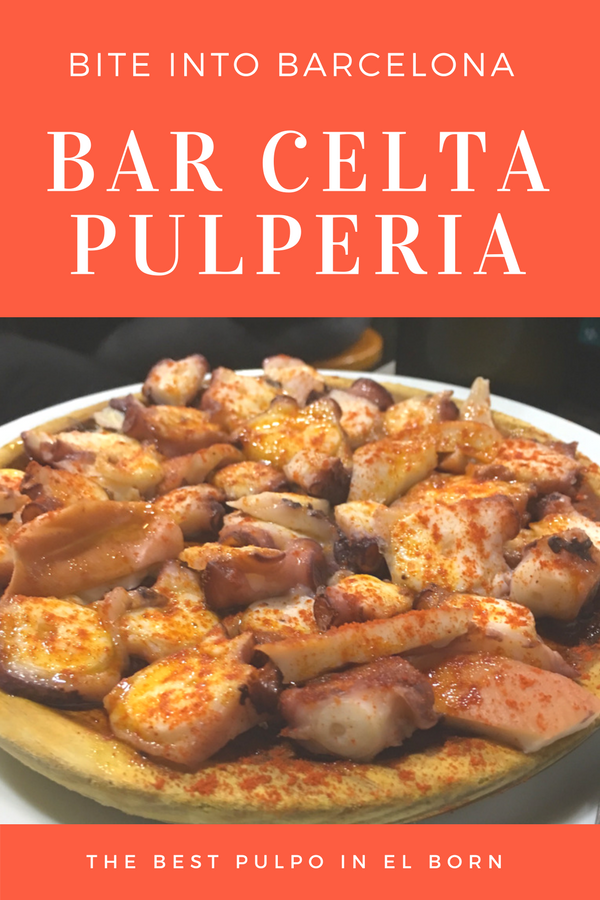 Enjoy some of the best pulp in Barcelona!