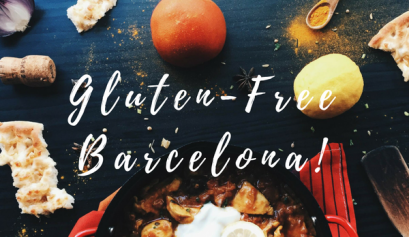 Enjoy gluten-free in Barcelona!
